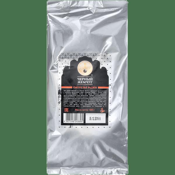 чай черный крупнолистовой с ароматом барбариса снеговик